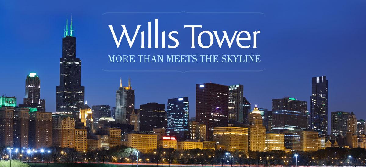 Resultado de imagem para Willis torre, Chicago